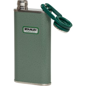 $11.90Stanley 经典军绿色外带酒壶