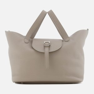 meli melo Women's Thela Tote Bag - Taupe - Free UK Delivery over £50