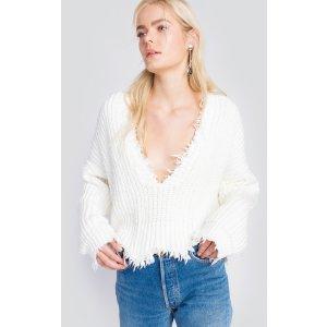 Palmetto Sweater | Wildfox