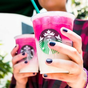 Hurry Up! New Drink Coming!New Starbucks Ombré Pink Drink Available @ Starbucks