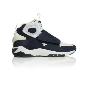 Creative Recreation Scopo: Men's White Navy High-Top Shoe