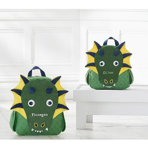 Classic Critter Dragon Backpack | Pottery Barn Kids