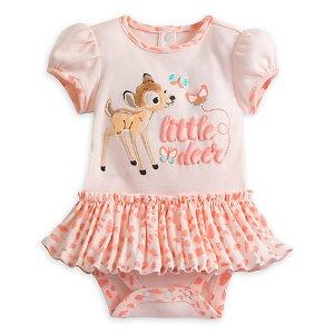 Bambi Disney Cuddly Bodysuit for Baby | Disney Store