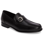 Salvatore Ferragamo Delfino Bit Loafer (Men)
