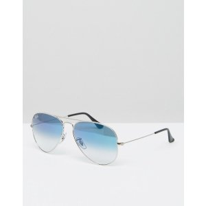 Ray-Ban | Ray Ban Aviator with Blue Fade Lens