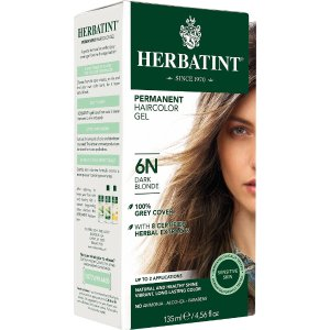 Herbatint Permanent Haircolor Gel 6N Dark Blonde -- 4.56 fl oz - Vitacost