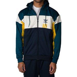 Adidas O FORCE EXCLUSIVE ID 96 HOODIE - Green | Jimmy Jazz - AY9255-404