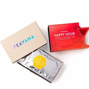 Happy Hour Iced Tea Sampler | Teavana