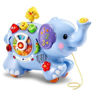 VTech Pull and Discover Activity Elephant Toy
