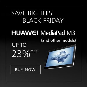 As low as $119Huawei Pad Black Friday Sales Event