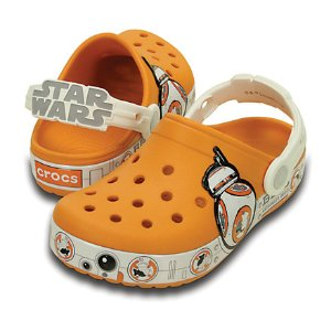 Kids' Crocband™ Star Wars™ Hero Clog | Comfortable Clogs | Crocs Official Site