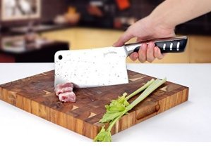 $16.99Utopia Kitchen 多功能不锈钢菜刀 7英寸