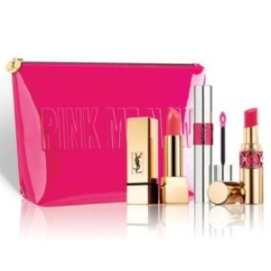 Yves Saint Laurent Lip Set ($106 Value)