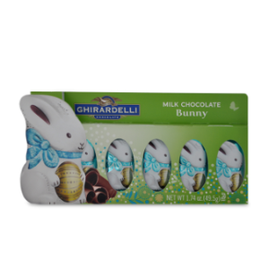 Solid Milk Chocolate Noe Bunnies (1.74 oz) | Ghirardelli