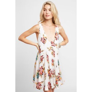 Free People Thought I Was Dreamin' Mini Dress   South Moon Under