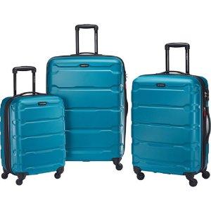 Samsonite Omni PC 3-Piece Spinner Luggage Set 5 Colors   eBay