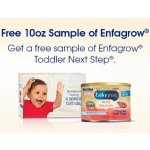 Enfagrow Toddler Next Step 10oz Sample