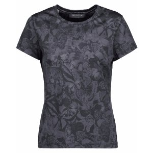Printed cotton-jersey T-shirt | Valentino | US | THE OUTNET
