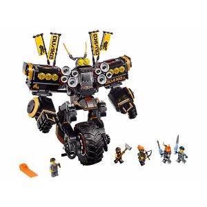 Quake Mech - 70632   THE LEGO® NINJAGO® MOVIE™   LEGO Shop