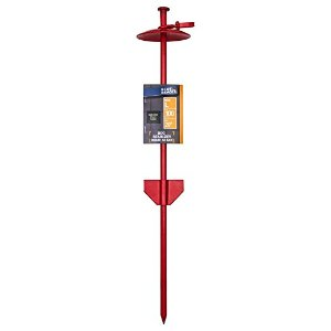 BV Pet BV-PE-STAKE-L Steel Dome Tie Out Stake for Large Dogs