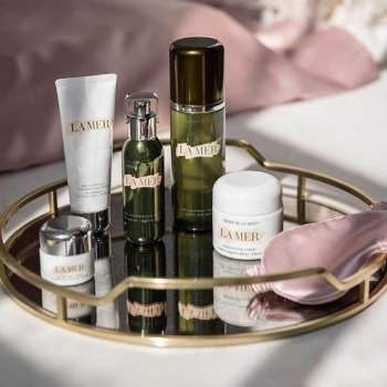 Receive 2 Deluxe Samples of The Moisturizing Soft Lotion and The Reparative Body Lotion