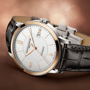 $1,249(Orig $3,400) Baume and Mercier Men's Classima Executives Watch MOA10216