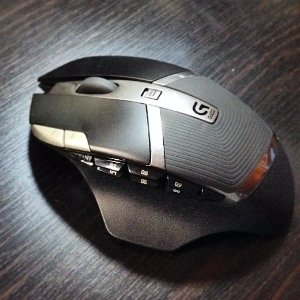 Logitech G602 Gaming Wireless Mouse RF
