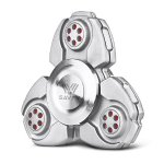 SAVFY Fidget Spinner, SAVFY Hand Spinner Toy Stress Reducer - Hands Killing Time - EDC ADHD Focus Toy Perfect for Adult & Kids
