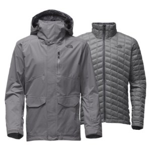The North Face ThermoBall Snow Triclimate 3-in-1 Parka - Men's - REI Garage