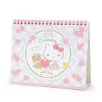Sanrio 2018 Table Calendars @Amazon Japan