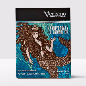 Anniversary Blend Brewed Coffee Verismo® Pods, 12 counts