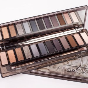 50% Off + Buy 1 Get 1 30% OffUrban Decay Naked Smoky Palette @ Belk