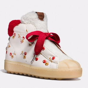 High Top Hiker in Cherry Print