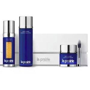 $920( Value $1145)La Prairie Limited Edition Skin Caviar Luxury Holiday Set