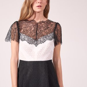 Up To 50% Off the Lace Items @ Sandro Paris