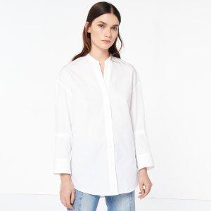 Shirt With Zip On The Cuffs - Tops & Shirts - Sandro-paris.com