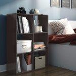 6-Cube Organizer Shelf 11 Room Essentials
