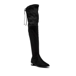 Perse Embellished Over-the-Knee Boot