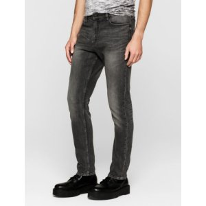 tapered faded black jeans | Calvin Klein