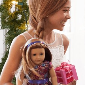Ending Soon: Free Shipping $100+Save on Select Outfits& Accessories @ American Girl