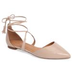 Halogen® Oliver Ankle Wrap Flat (Women)
