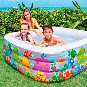 $11.82Intex 海洋世界充气游泳池