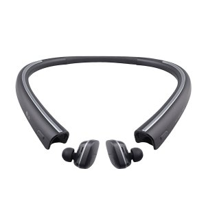$59.99LG HBS-F110 Tone Free Bluetooth Wireless Earbuds (Black)