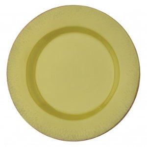 Anchor Home Citrus Avocado Green Round Platter, 12