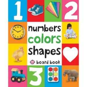 3.02Numbers Colors Shapes (First 100)