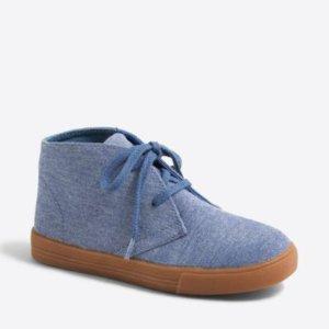 Kids' canvas calvert sneakers : FactoryBoys Shoes & Socks   Factory