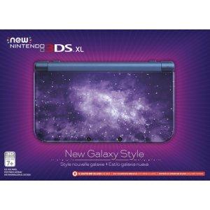 Nintendo New Galaxy Style New Nintendo 3DS XL Blue REDSUBAA - Best Buy