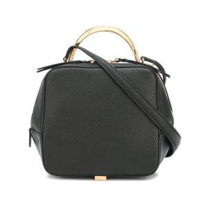 The Volon Metal Handle Cross-body Bag