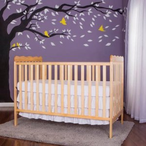 $75.99Dream On Me, Classic 3 in 1 Convertible Crib, Natural
