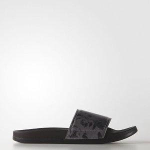 adidas adilette Slides Women's Black | eBay